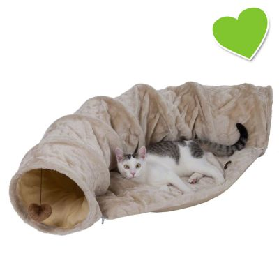 jouet chat tunnel