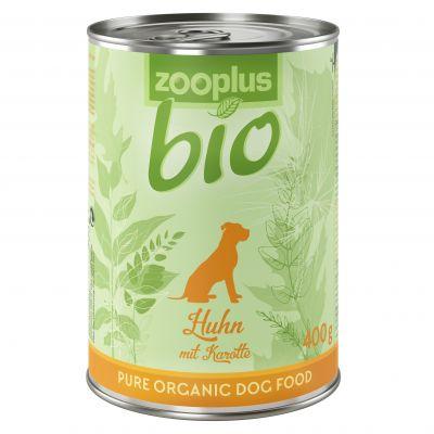 zooplus Bio Huhn mit Karotte