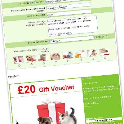 zooplus Gift Voucher