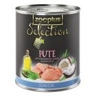 zooplus Selection Junior Pute